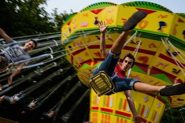 Cobac Parc et Aqua Fun à Lanhélin