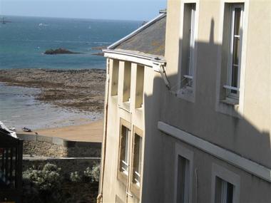 La Crique du P'tit Malo -location - Saint-Malo