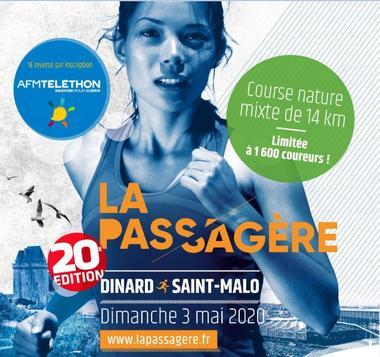 La Passagère - Saint-Malo - 3mai2020