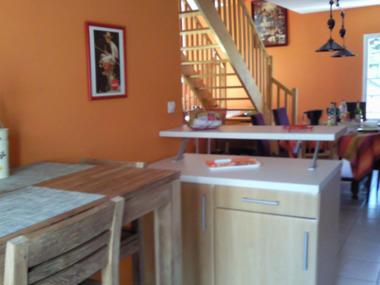 La cuisine 1 -  La Maison de la Plage - Saint-Malo - Eric LECOURTOIS - utilisation illimitée