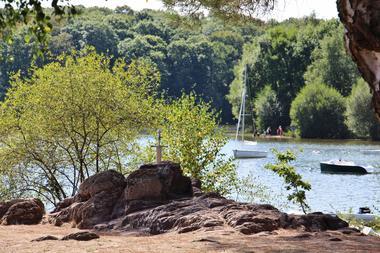 Lac de Trémelin ©office de tourisme du pays de Montfort