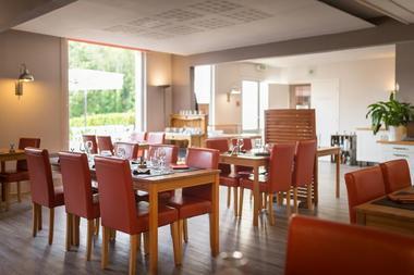 Latitude Ouest Hôtel - restaurant & Spa