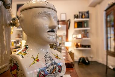 Le Boudoir de Monsieur - boutique - Saint-Malo