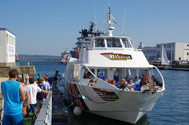 Le Brestoâ - Compagnie Maritime de la Rade