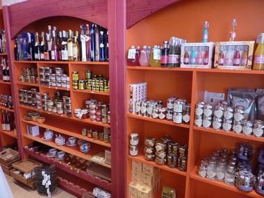 Le jardin des thés - produits régionaux - salon de thés - Ploërmel - Brocéliande - Bretagne