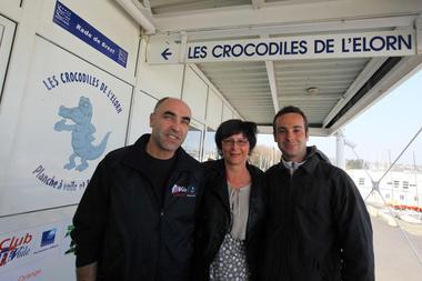 Les Crocodiles de L'Elorn