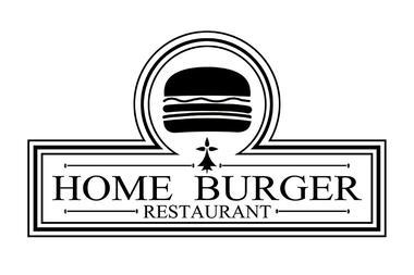 Logo - Home Burger - Saint-Malo