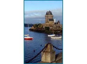 Musée du Long Cours Cap Hornier Tour Solidor Saint-Malo