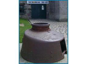 Mémorial 39/45 Saint-Malo