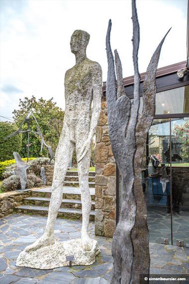 Manoli - Musée et jardin de sculptures