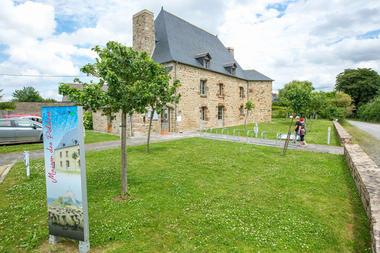 Maison des polders à Roz-sur-Couesnon