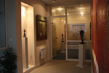 Galerie Espace SADECC Saint-Malo