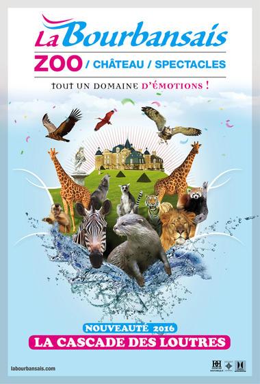 Zoo et Château de la Bourbansais
