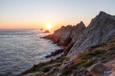 Pointe du Raz en Cap Sizun - Grand Site de France
