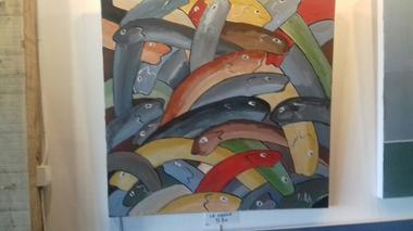 Peinture - Atelier Galerie Luka - Cancale (4)