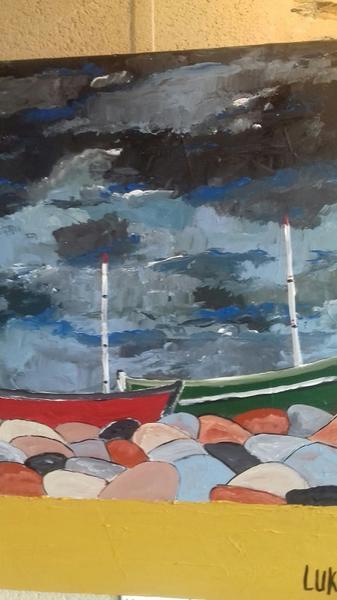 Peinture - Atelier Galerie Luka - Cancale (6)