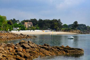Plage de Port-Manec'h