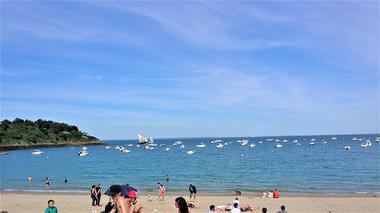 Plage de Port Mer - Nizan Le Doris - Cancale