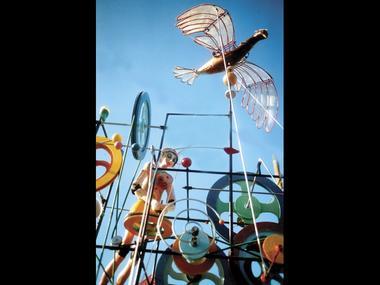 Poète Ferrailleur, liberté - Lizio - Morbihan - Bretagne