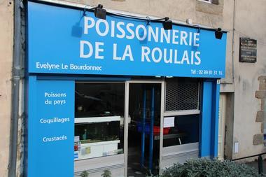 Poissonnerie de la Roulais - Saint-Malo