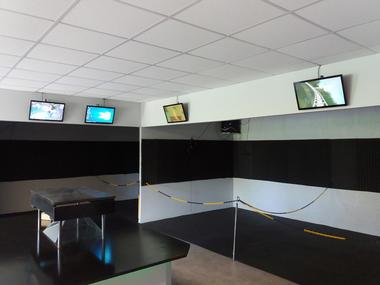 Postes de jeu VR 01.Studio de réalité virtuelle Saint Malo