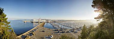 Port des Bas Sablons - Saint-Malo - ©ALamoureux
