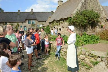 Poul-Fetan, un village breton d'autrefois