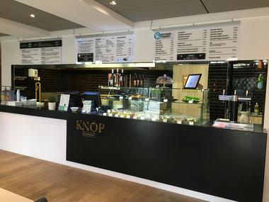 Présentoir - Knop & Compagnie - Saint-Malo