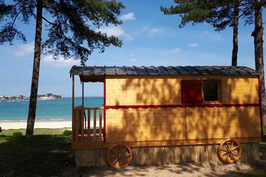 Camping Municipal du Fond de la Baie