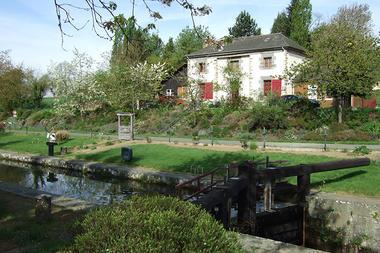 Canal - Pont Houitte Quebriac