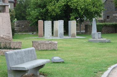 VIeilles pierres - Jardin de granit