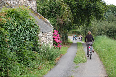 Pays Cancalais- Sentier vélo