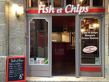 ©Fish and Chips Topkapi