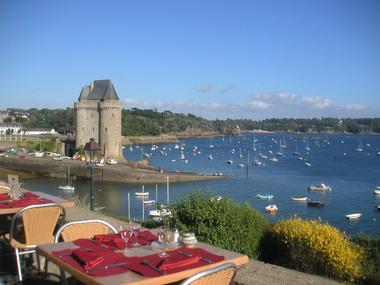 Restaurant la Corderie Saint-Malo