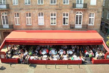 Café de St-Malo