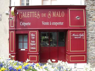 Crêperie Galettes de Saint-Malo
