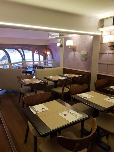 Restaurant - Le Biniou - Saint-Malo