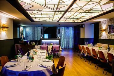 Restaurant bar à vins Intra-Muros - Texture - Saint-Malo