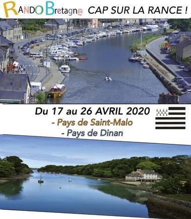 Rando Bretagne 2020