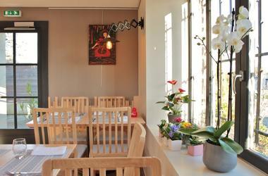 Restaurant Chez Loïc et Cie ©office de tourisme Lac de Trémelin (15)