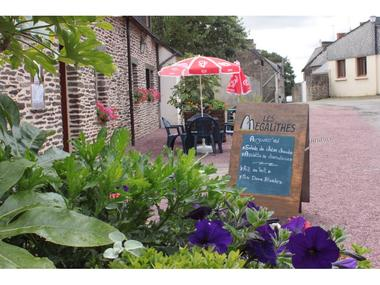 Restaurant-Les Mégalithes-Monteneuf-Brocéliande-Bretagne