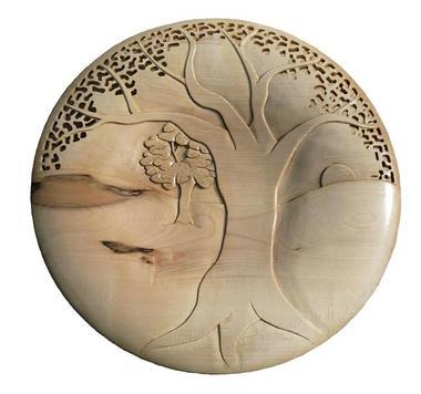 Robert Lenouvel, tourneur et sculpteur sur bois à Iffendic