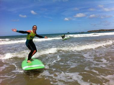 Surf - Hina Surf - Saint-Malo