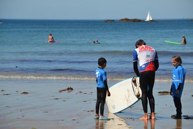 Surf Harmony, école de surf à Saint-Briac-sur-Mer