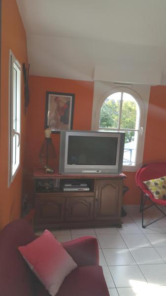 Salon  Télé - La Maison de la Plage - Saint-Malo - Eric LECOURTOIS - utilisation illimitée