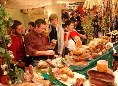 Salon Vins Gastronomie ©GL Events