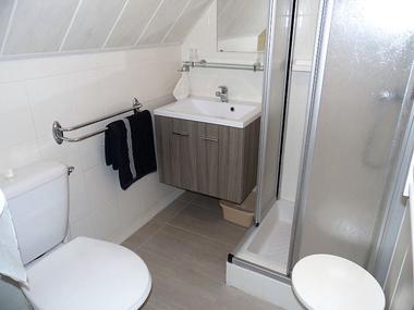 Salle d'eau - L'Etrave - Résidence la Hoguette - Saint-Malo