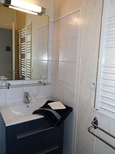 Salle d'eau - Le Tangon - Résidence la Hoguette - Saint-Malo