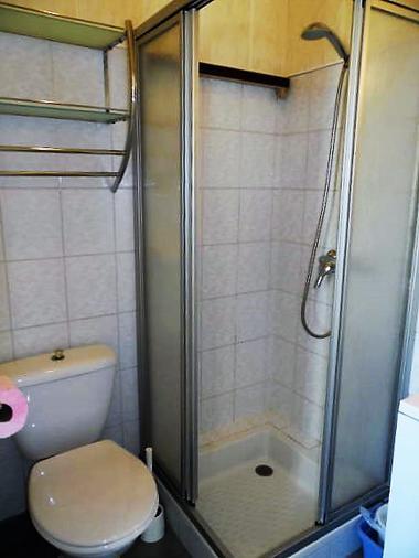 Salle d'eau - Roc Malo - Résidence la Hoguette - Saint-Malo