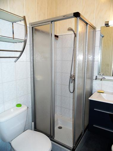 Salle d'eau bis - Le Tangon - Résidence la Hoguette - Saint-Malo